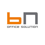 Logo de BN Office solution, solutions d'aménagements