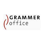 Logo de Grammer Office, solutions d'aménagements