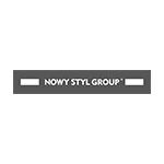 Logo de Nowy Styl Group, espaces de bureaux inspirants