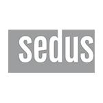 Logo de Sedus, fabricant de bureau allemand