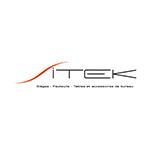 Logo de Sitek, marque de sièges de bureau professionnels