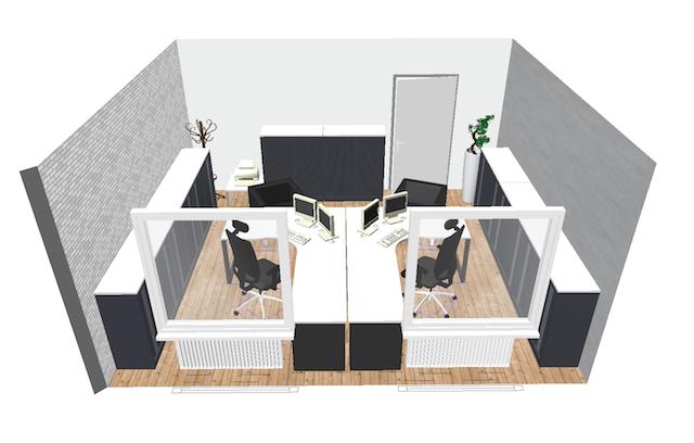 maquette-3d-bureaux-entreprise